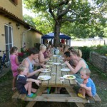 Aag Yves gezinsweek tafelen gastentafel 14