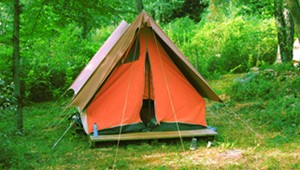 ... Canadienne-tent-lq-214h & Rent a Canadian tent (1 to 3 persons) u2013 Lu0027Assaladou