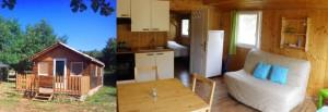 Chalet of hutje in de bergen huren in Zuid-Frankrijk