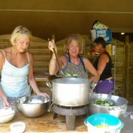 Hilde Elisabeth kookmadammen kookvuur pot 14
