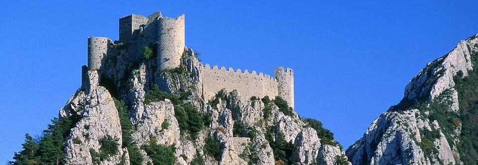 Bezoek schitterende kastelen van de Katharen
