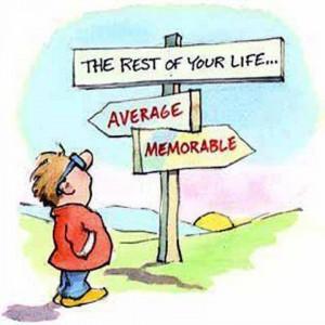 memorable life