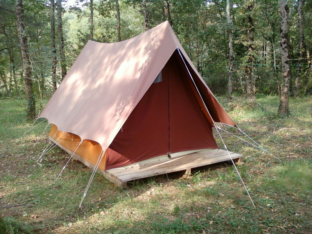 canadese tent Canadienne
